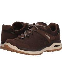 Lowa - Locarno Gtx(r) Lo Ws (espresso) Women's Shoes - Lyst