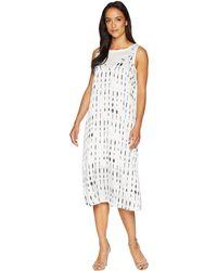 Kenneth Cole - 2 Layered Tank Dress - Lyst