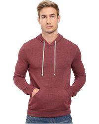 Alternative Apparel - Hoodlum Pullover Hoodie - Lyst