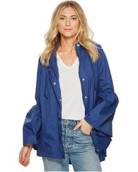 Jack BB Dakota - Yael Rain Jacket With Bell Sleeves - Lyst