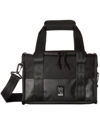 Chrome Industries - Niko Hold (all Black) Bags - Lyst