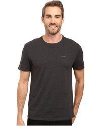 CALVIN KLEIN 205W39NYC - Short Sleeve Pima Cotton Crew T-shirt - Lyst