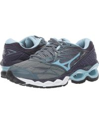 405a9a0257c6 Mizuno - Wave Creation 20 (sky Gray/silver) Women's Running Shoes - Lyst
