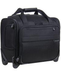 Briggs & Riley - Baseline Rolling Cabin Bag (olive) Duffel Bags - Lyst