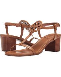 Tory Burch - Miller 55mm Sandal (royal Tan) Women's Sandals - Lyst