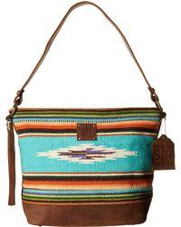 STS Ranchwear - The Destiny Serape Tote (tularosa Serape) Tote Handbags - Lyst