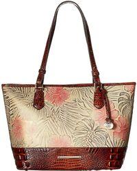Brahmin - Kedima Medium Asher Bag (pecan) Handbags - Lyst