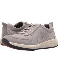 Clarks - Uncoast Form (mushroom Combination) Men's Shoes - Lyst