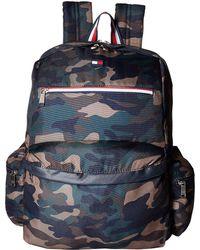 Tommy Hilfiger - Safe Harbor Backpack (navy Flags) Backpack Bags - Lyst