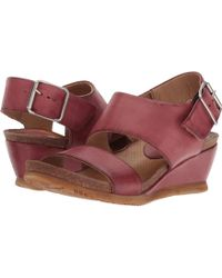 Miz Mooz - Mariel (currant) Women's Sandals - Lyst