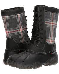 Baffin - St. Claire (brown Plaid) Women's Boots - Lyst
