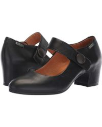 Pikolinos - Adra W6u-5858 (black) Women's Shoes - Lyst