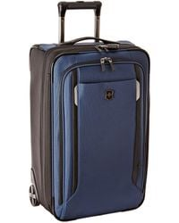 Victorinox - Werks Traveler 5.0 - Wt 22 Expandable Wheeled U.s. Carry-on (black) Carry On Luggage - Lyst