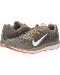 quality design 0f06b 1ae62 Nike - Air Zoom Winflo 5 (black white anthracite) Men s Running Shoes