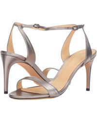 a59d454a7a6eca Alexandre Birman - Willow 75 (grafite Leather) High Heels - Lyst