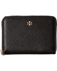 Tory Burch | Robinson Zip Coin Case | Lyst