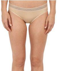 DKNY - Signature Seamless Bikini (skinny Dip) Women's Underwear - Lyst