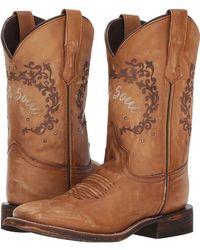 Laredo - Fierce (tan) Cowboy Boots - Lyst