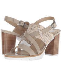 Johnston & Murphy - Kayla (black Calfskin) Women's Sling Back Shoes - Lyst