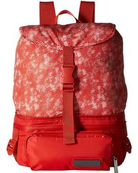 c73e8839fc2a adidas By Stella McCartney - Convertible Backpack (dark Callistos white)  Backpack Bags -