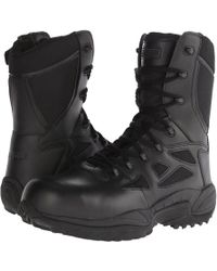 Reebok - Rapid Response Rb 8 Ct (tan) Men's Work Boots - Lyst
