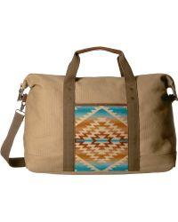 Pendleton - Weekender (pagosa Springs) Weekender/overnight Luggage - Lyst