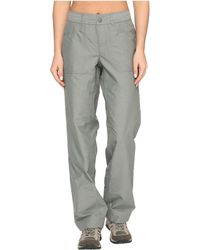 The North Face - Horizon 2.0 Pants (granite Bluff Tan Heather) Women's Casual Pants - Lyst