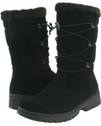 Tundra Boots - Lacie (black) Women's Cold Weather Boots - Lyst