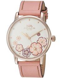 COACH - Grand - 14503009 (multi) Watches - Lyst