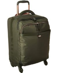 Lipault - Plume Avenue 23 Spinner (olive Green) Luggage - Lyst