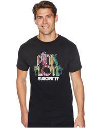 The Original Retro Brand - Potassium Wash Vintage Pink Floyd Shirt - Lyst