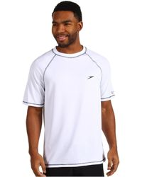 Speedo - Easy S/s Swim Tee - Lyst