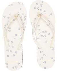 9b37f06c2966 Tory Burch - Printed Thin Flip-flop (mint Early Bird) Women s Sandals -