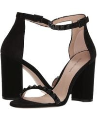 82e25626f33 Lyst - Stuart Weitzman Valleygirl in Black