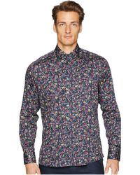 Etro - New Warrant Wallpaper Floral Shirt - Lyst