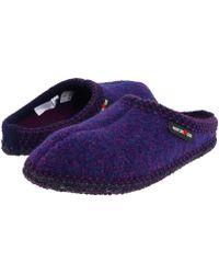 Haflinger - As Classic Slipper (violet) Slippers - Lyst