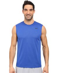 Nike - Legend 2.0 Sleeveless Tee - Lyst