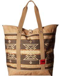 de65b817f Mountain Khakis - Limited Edition Carryall Tote (mosaic Navy Print) Tote  Handbags - Lyst