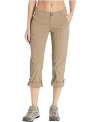 Marmot - Lainey Pants (black) Women's Casual Pants - Lyst