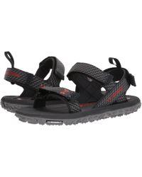 Under Armour | Ua Fat Tire Sandal | Lyst