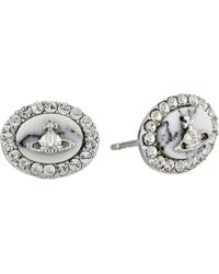 Vivienne Westwood - Giselle Earrings - Lyst