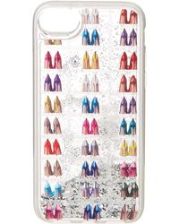 SJP by Sarah Jessica Parker - Sjp Glitter Phone Case 6/6s/7/8 - Lyst