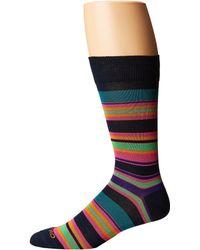 Etro | Striped Socks | Lyst