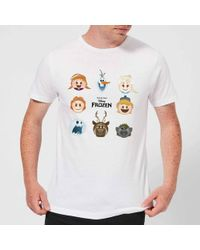 c7b27913 Versace 'medusa Emoji' T-shirt in Black for Men - Lyst