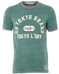 Tokyo Laundry - Winterfield Jersey T - Lyst