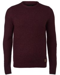 Threadbare - Sedley Crew Neck Jumper - Lyst
