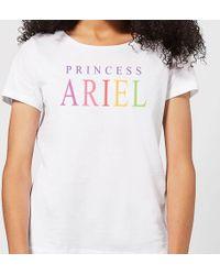 73e56fb6055b River Island Girls White Sequin Mermaid T-shirt in White - Lyst