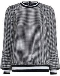 Zimmermann - Stranded Sweatshirt - Lyst