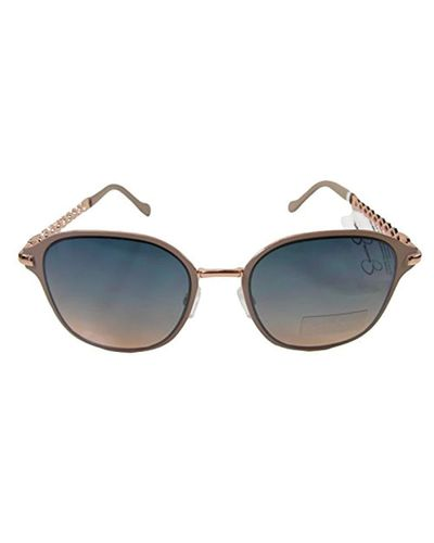 Jessica Simpson J5316 Metal Cat-eye Sunglasses With Two
