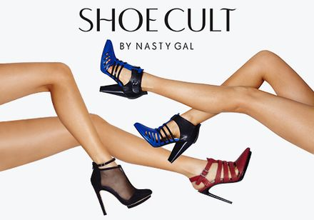 Shoe Cult: 10 Must-Have Styles from Nasty Gal's First-Ever Footwear Collection
